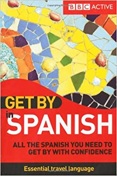 Book Get By in Spanish (Spanish and English Edition)
