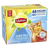 Lipton Gallon-Sized Iced Tea Bags Picked At The