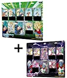 Dragon Ball Super TCG Expansion Sets: Mighty Heroes + Dark Demon's Villains