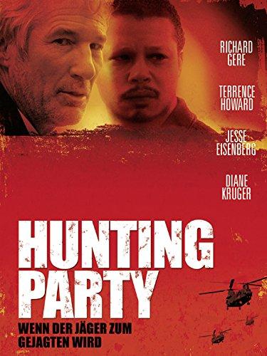 Hunting Party - Wenn der Jäger zum Gejagten wird Film