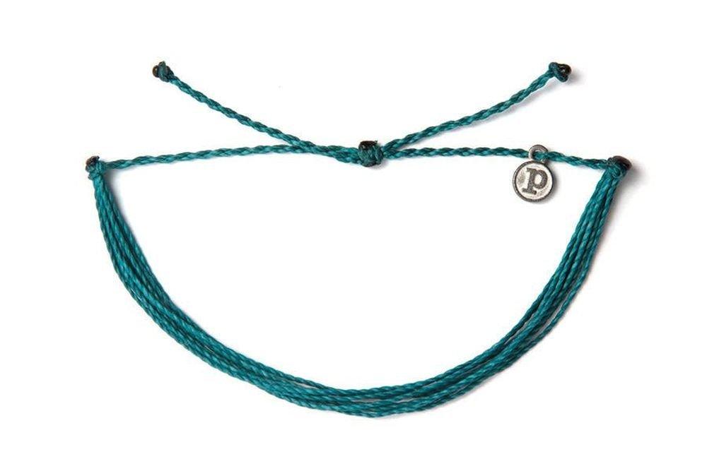 Adjustable Band Pura Vida Jewelry Bracelets Solid Bracelet 100/% Waterproof and Handmade w//Coated Charm