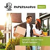 Papersaurus Newsprint Packing Paper - 20 lbs, 640