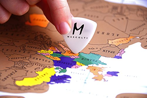 Nomad scratch map by mascolti delux world scratch off map with save gumiabroncs Gallery