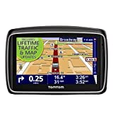 TomTom GO 740TM LIVE 4.3-Inch Bluetooth Portable GPS Navigator (Lifetime Traffic & Maps Edition)