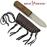 RED DEER 5.5″ Small Patch Knife Sheath For Sale