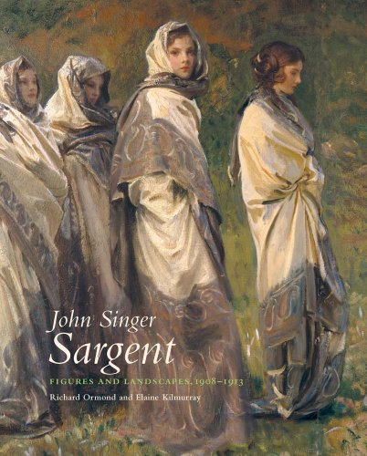 John Singer Sargent: Figures and Landscapes 1908-1913: The Complete Paintings, Volume VIII (The Paul Mellon Centre for Studies in British Art)