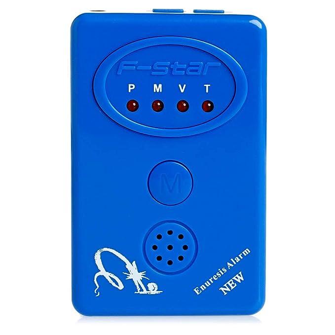 Lilongp Enuresis - Alarma para bebés (con sensor y pinza ...