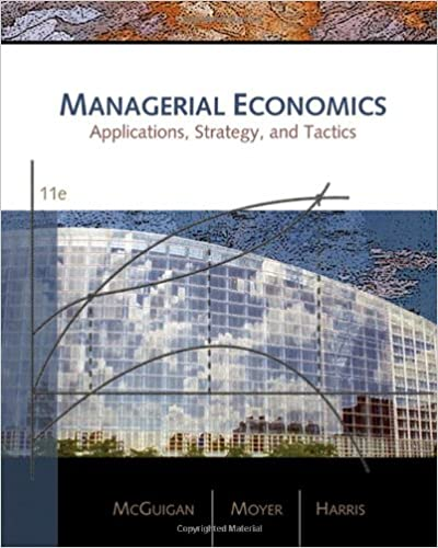Managerial economics applications strategies and tactics james r managerial economics applications strategies and tactics james r mcguigan r charles moyer frederick hb harris 9780324421606 amazon books fandeluxe Choice Image