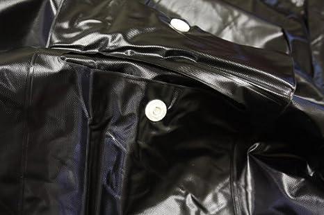 Amazon.com: Traje Sauna de PVC para más rápido Sudor y ...