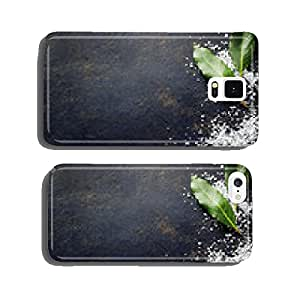 Bay Leaves with Sea Salt cell phone cover case iPhone5