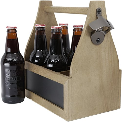 Wooden Holder Handcrafted Artisan Carrier product image