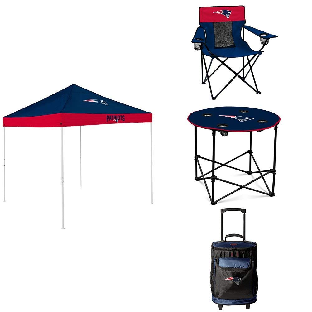 New England Patriots Total Tailgate Package