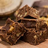 Hall's Chocolate Walnut Fudge, 1 Pound