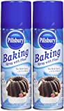 Pillsbury No-Stick Baking Spray - 5 oz - 2 pk