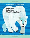 Polar Bear, Polar Bear, What Do You Hear?, Bill Martin, 0805090959