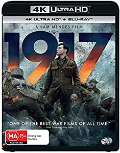 1917 [2 Disc] (4K Ultra HD + Blu-ray)