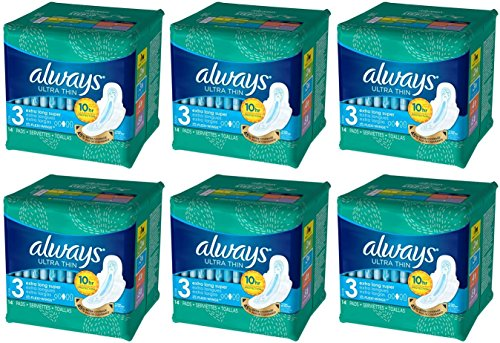 always-size-3-extra-long-super-absorbency-with-wings-ultra-thin-pads-14-count-pack-of-6