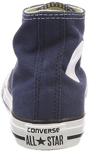 Unisex Navy Fitness Hi Shoes Youth White Kids' Navy Converse CTAS SwvqOSF