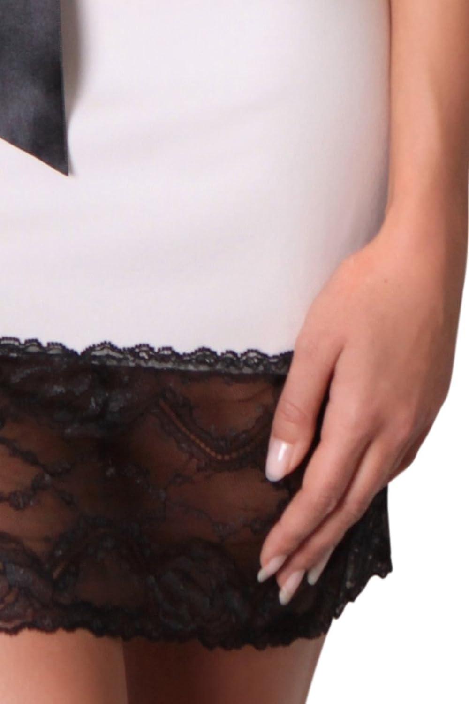 Donna Women's Plain Sleeveless Night Shirt