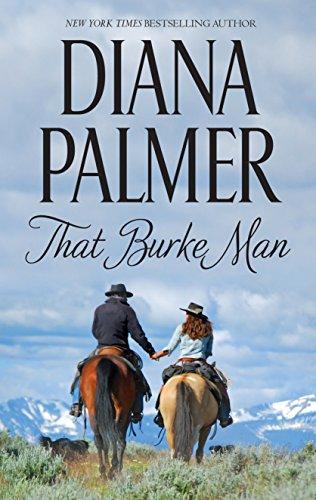That Burke Man (Long, Tall Texans) cover
