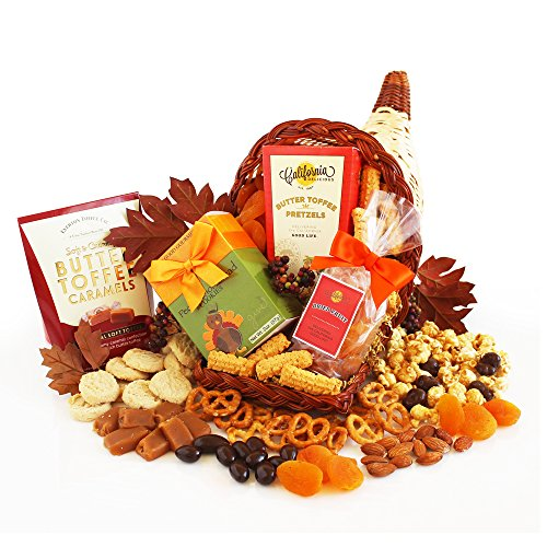 California Delicious Sweet and Savory Cornucopia