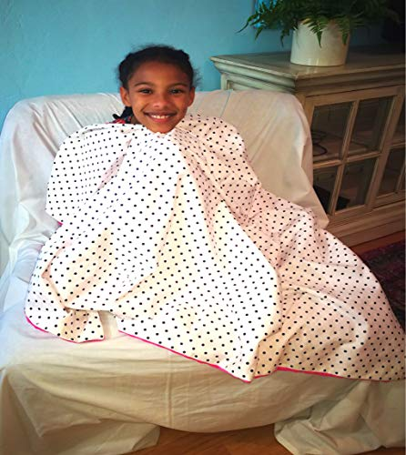 Cheap ReachTherapy Solutions))) Weighted Blanket for Kids (4 lbs - H 48