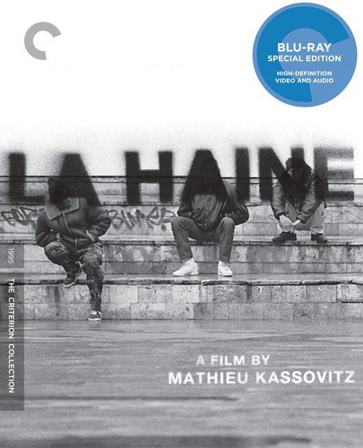 La Haine (The Criterion Collection) [Blu-ray]