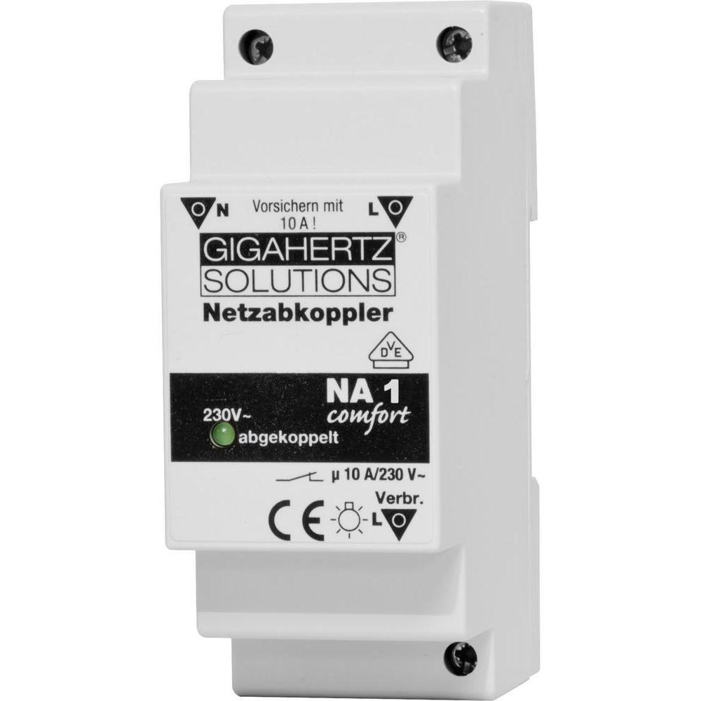 Gigahertz Solutions NETZABKOPPLER NA1 COMFORT MIT VDE
