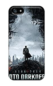 New Shockproof Protection Case Cover For Iphone 5/5s/ 2013 Star Trek Into Darkness Case Cover