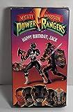 Mighty Morphin Power Rangers: Happy Birthday Zack [VHS]