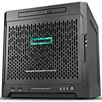 Hewlett Packard Enterprise ProLiant MicroServer Gen10 2.1GHz X3421 200W Ultra Micro Tower - Servidor (2,1 GHz, X3421, 8 GB, DDR4-SDRAM, 200 W, Ultra Micro Tower)