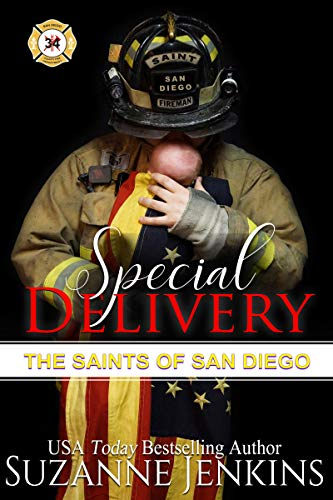 Special Delivery: The Saints Of San Diego by Suzanne Jenkins ebook deal