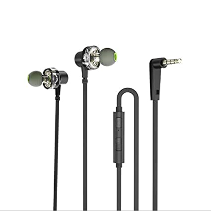 b73717a2c07edd Amazon.com: XZYP in-Ear Earbuds Headphones Balanced Bass Driven Sound Wired  Noise-isolating Earphone with Built-in Mic Stereo and Call  Controller(5PCS): ...