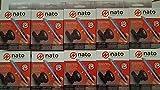 Nato Smart Mount - ( 10 PACK SET) For-Smartphones, Tablets, Devices <
