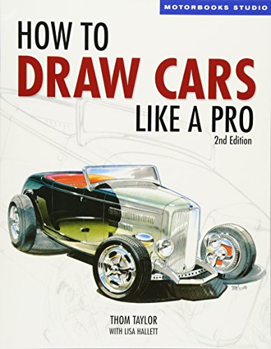 how to draw classic cars - 1