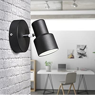 Appliques Murale Lampe Murale Led Spotlights Moderne Simple Angle