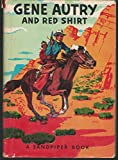 img - for Gene Autry and Red Shirt (Sandpiper Series) book / textbook / text book