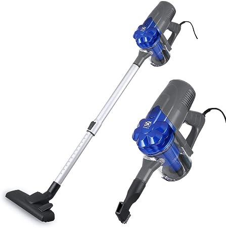 Kranich Aspiradora portatil para casa Mano y Vertical aspiradoras Manual sin Bolsa Limpiador Potente 600W (Clásico): Amazon.es: Hogar