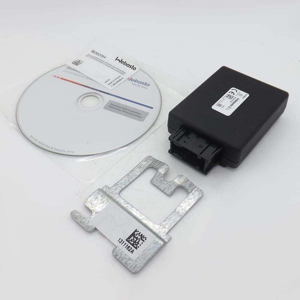 Webasto Air Top heater Unibox - use with Smart Controller & Multi Control HD | 9029784A