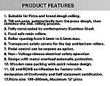 CHEF PROSENTIALS 110volt Electric Dough Sheeter