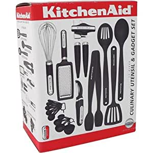 Kitchenaid 17 Piece Tool And Gadget Set Home