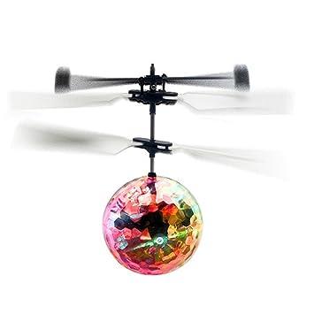 RC Juguete EpochAir RC Flying Ball, Bola de vuelo RC Helicóptero ...