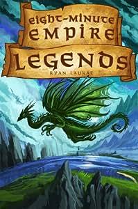 Eight Minute Empire Legends Board Game