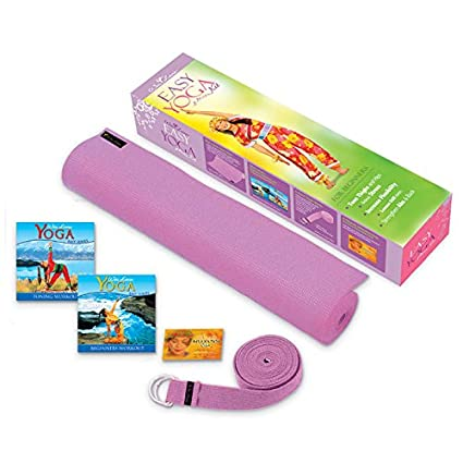 Amazon.com : Wai Lana Easy Yoga Kit : Yoga Starter Sets ...