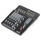 Samson MixPad MXP124 | Compact 8 Channel Analog Stereo Mixer