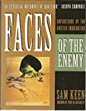 Front cover for the book Faces of the Enemy: Reflections of the Hostile Imagination by Sam Keen
