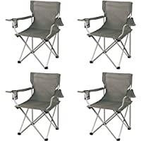 4-Set Ozark Trail Regular Arm Chairs