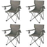 OZARK Trail Regular Arm Chairs, Set...