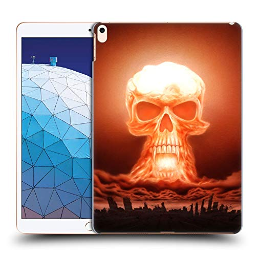 (Official Rainer Kalwitz Nuclear Blast Skulls Hard Back Case Compatible for iPad Air (2019))