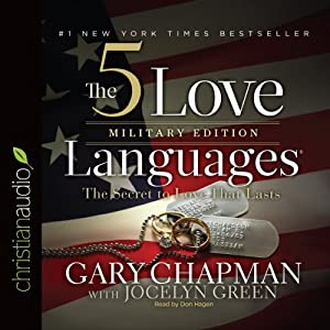 The 5 Love Languages Military Edition Hörbuch